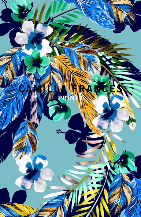 Best 25+ Tropical prints ideas on Pinterest | Tropical ...