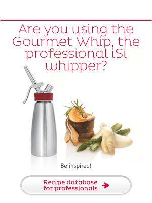 iSi Culinary: Recipes