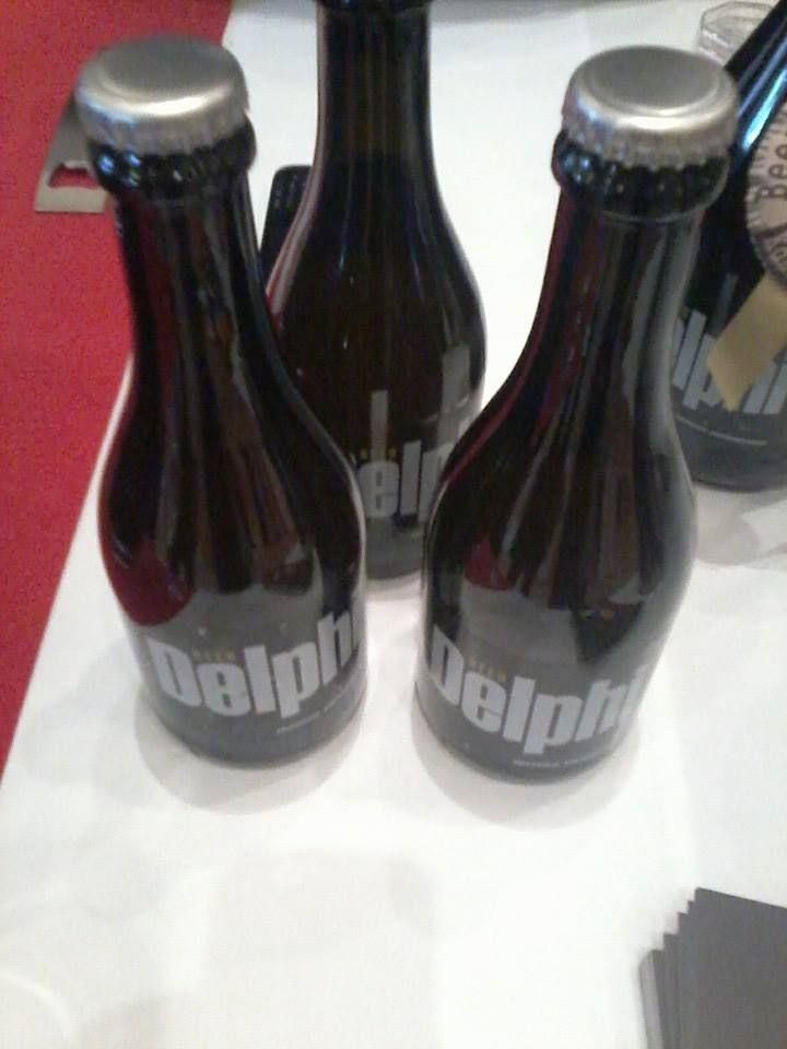 Half of Delphi Beer