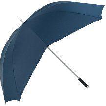 Fare 7700-380 Kitebrella® İki Kişilik Şemsiye Gece Mavi
