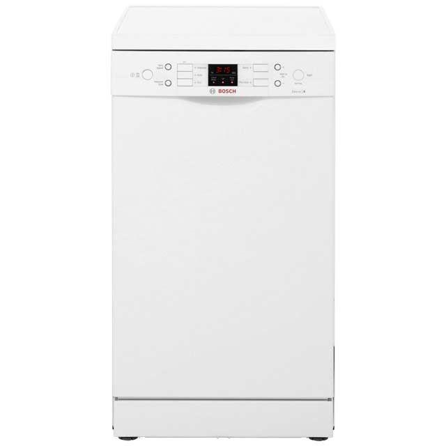 Bosch Free Standing Slimline Dishwashers ao.com