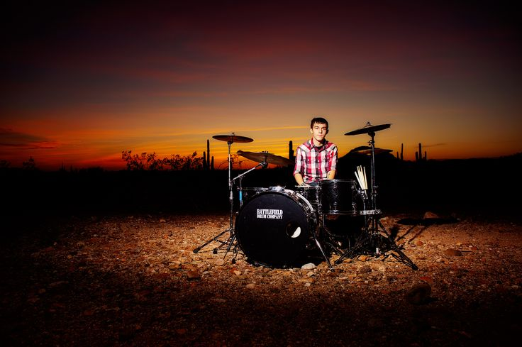 Nick The Drummer | Jen Graber Photography, Colorado Springs Senior ...