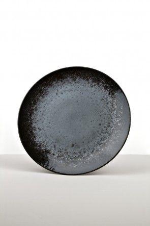 29cm dinner plate www.mij.com.au  Made in Japan | Japanese ceramic tableware |