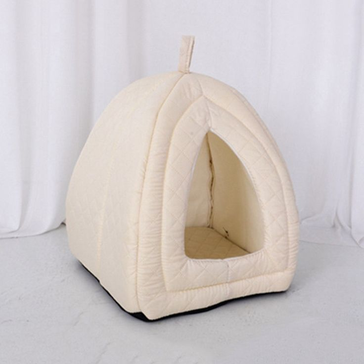 Free Shipping Cat Pet Bed Soft Comfortable Pet House for Small Dog Kennel Tent Dog House Sleeping Cushion Mat Dog Cage