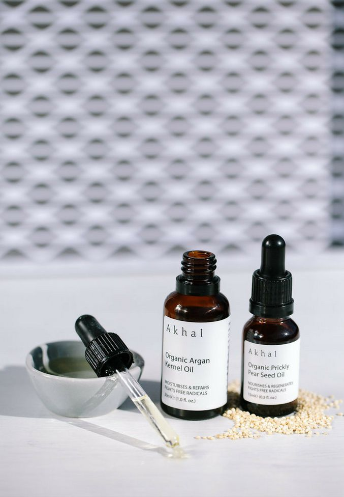 Certified organic skincare products. Argan Oil and Prickly Pear Seed Oil from Morocco. Certified Vegan and Cruelty Free Beauty.