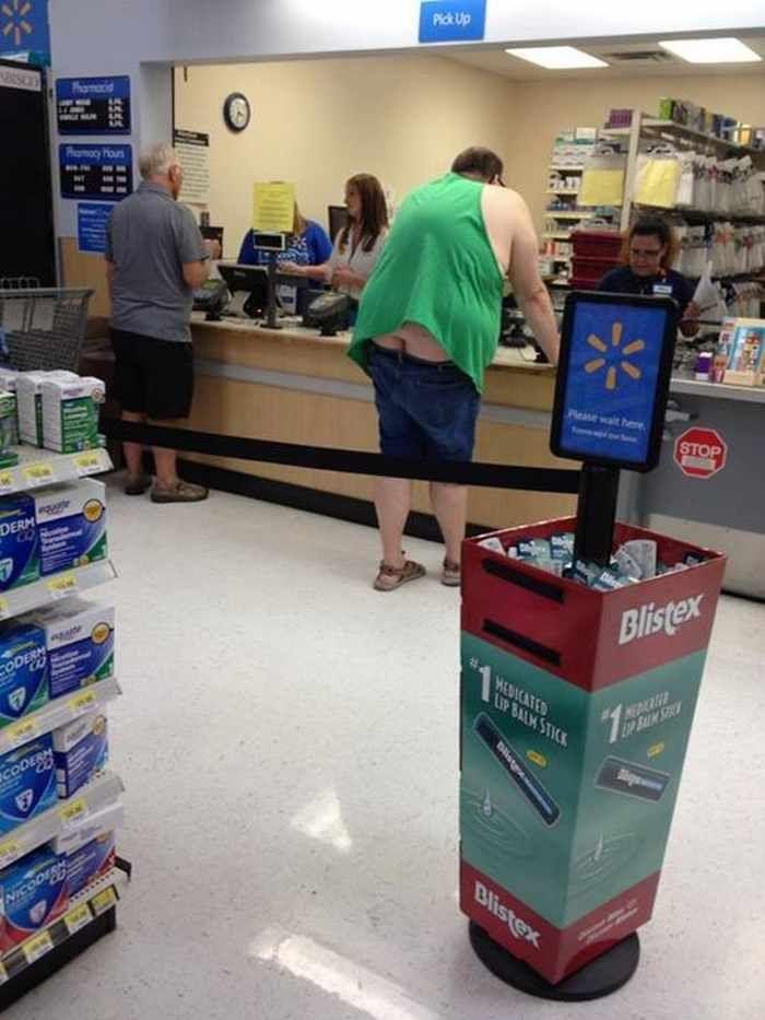 Walmart Halkı başka bir seviyede (35 Fotoğraf)