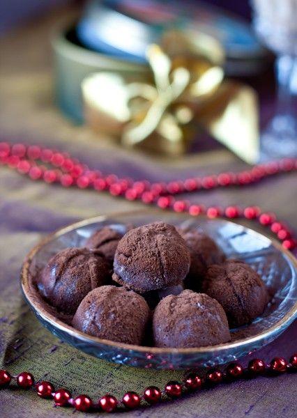 Шоколадные трюфели от Гордона Рамзи