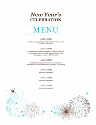 The 25+ best Best new years eve dinner recipe ideas on Pinterest - menu templates free microsoft