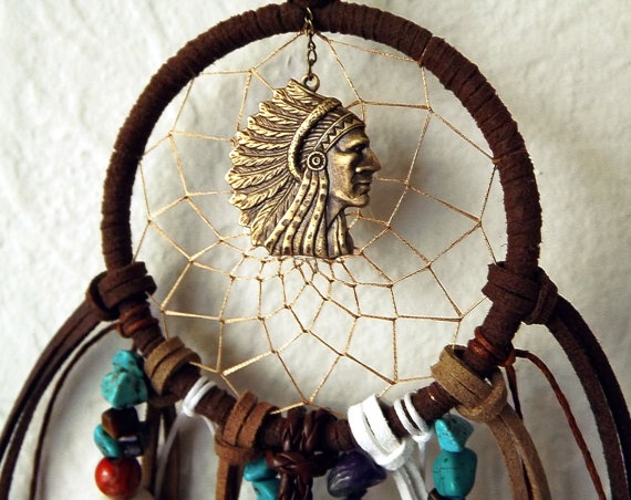 Navajo inspired bohemian crystal dreamcatcher wall hanging bronze and gold. $55.00, via Etsy.Dreamcatcher Wall, Bohemian Life, Wall Hanging, Inspiration Bohemian, Crystals Dreamcatcher, Bohemian Crystals, Bohemian Dreamcatcher