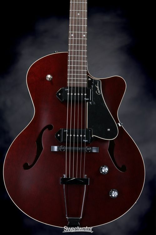 Godin 5th Avenue CW Kingpin II. The current guitar of my dreams.