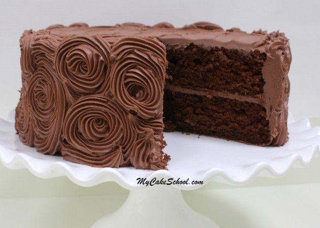 Čokoládový dort ~ a zfalšovaná Mix recept