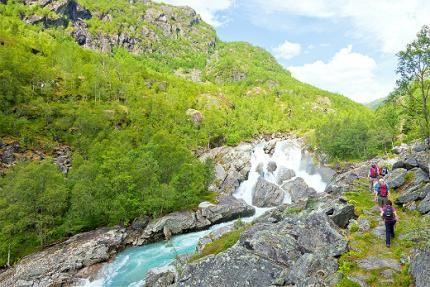 Lista: Norges tio bästa vandringsleder