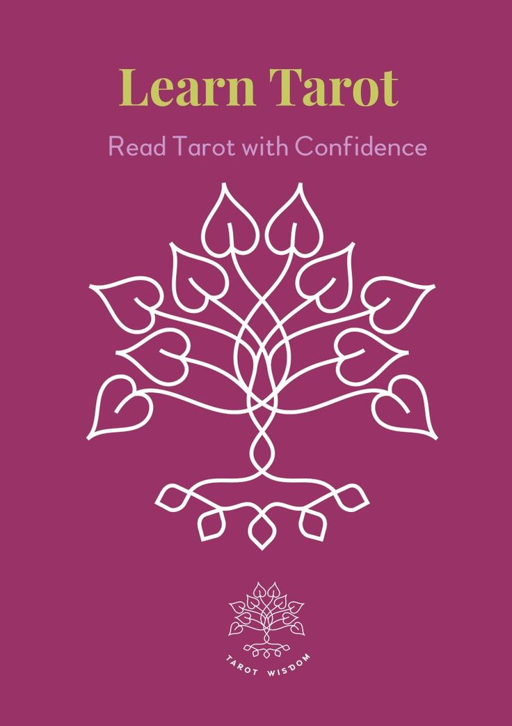 Learn to Read Tarot with confidence with this 8 Module On-line Tarot Course