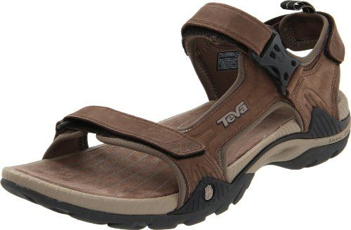 Teva Men's Toachi 2 Leather Sandal - List price: $138.66 Price: $99.75