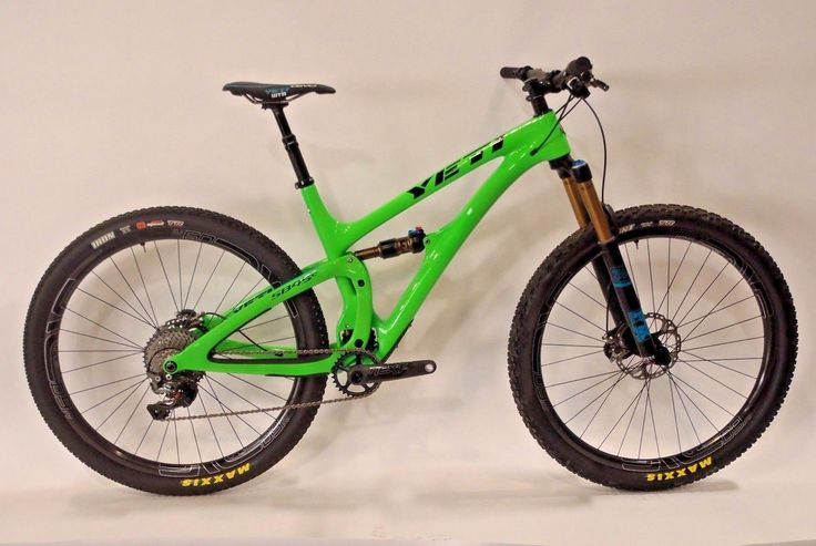 Yeti Cycles SB 4.5 Carbon XTR Mountain Bike - 2016 Large /33456/