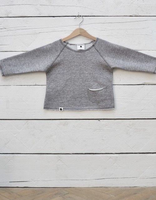 "Bluza ""pocket sweatshirt"""