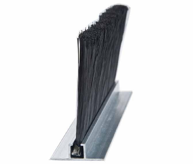 T style of door seal brush in Classic Hareware Co., Ltdn