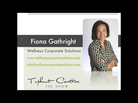 Fiona Gathright of Wellness Corporate Solutions