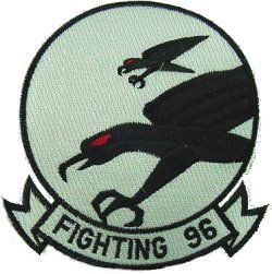 VF-96 Patch Fighting Falcons Squadron Patches
