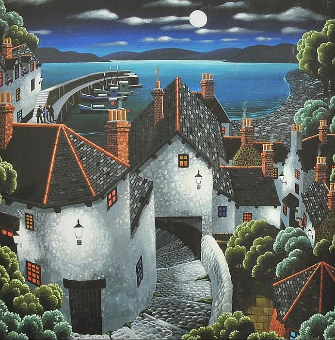 George Callaghan - The Winding Steps