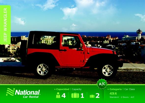 Jeep Wrangler (c/a)