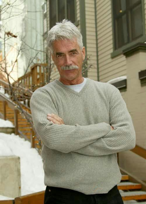 Sam Elliot. Sam was born on 9-8-1944 in Sacramento, California. He is an actor, known for Hulk, Up in the Air, Tombstone, and We Were Soldiers.