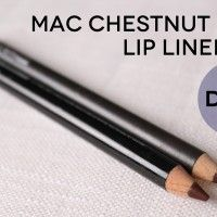Dupe for MAC Chestnut Lip Liner