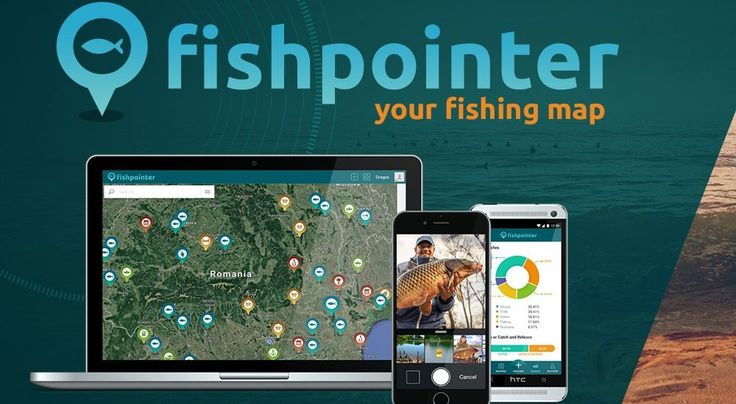 Free app for #fishing iOS & Android, share, tag, learn + enjoy! https//about.fishpointer.com