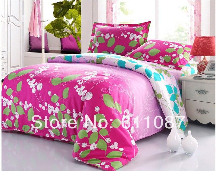 17 Best Images About Hot Pink Duvet Cover On Pinterest