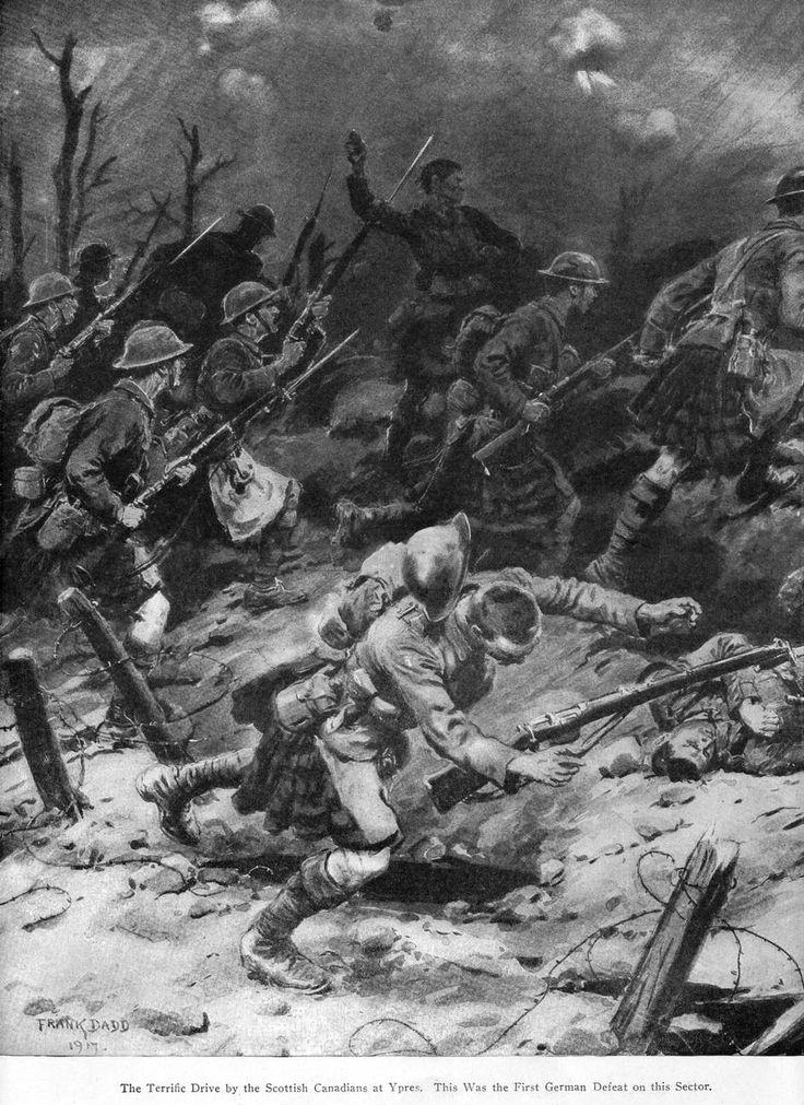 Battle Of Kitcheners Wood