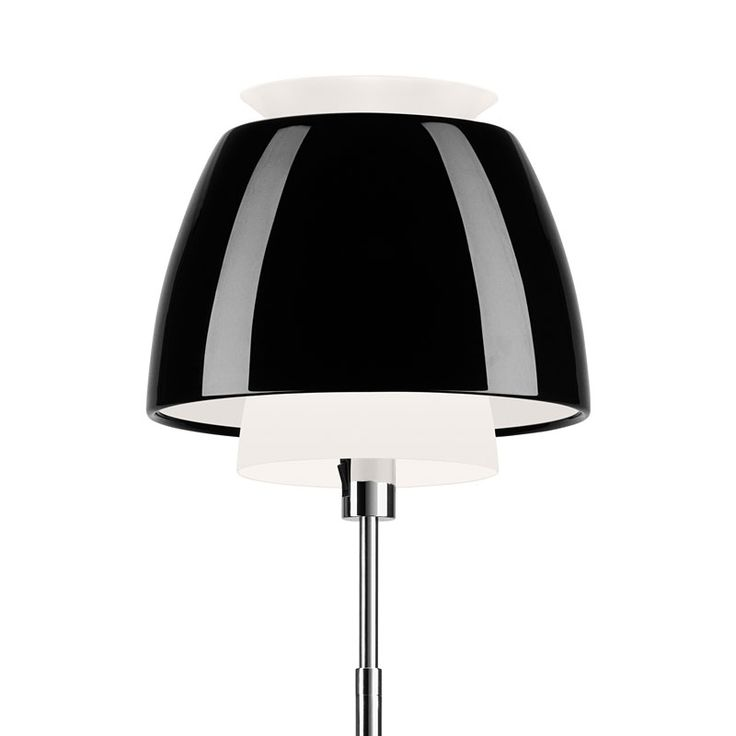 BUZZ - ateljé Lyktan. Available in several colours and as floor, ceiling and pendant lamp.