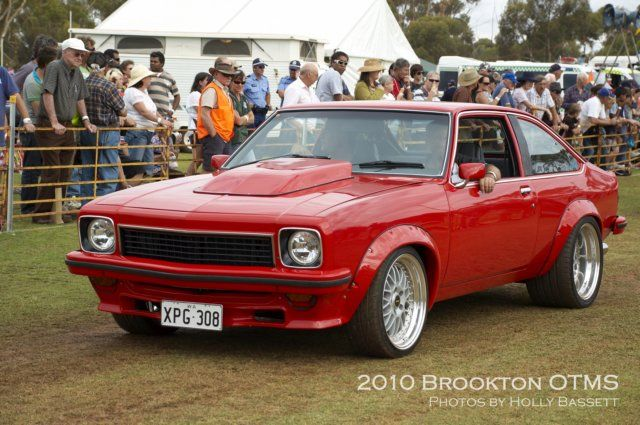 2010 - Brookton old time motor show
