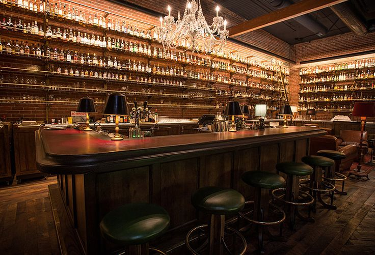 The Multnomah Whiskey Library holds an exhaustive collection representing all…