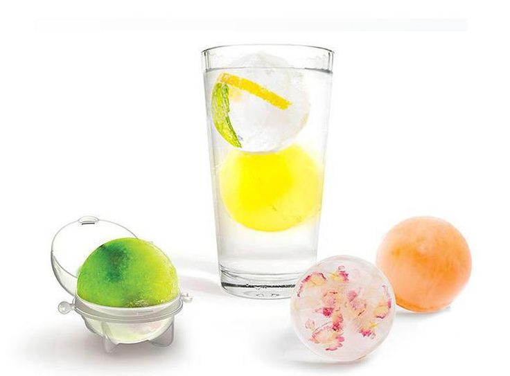 $3.50 // Spherical Shape Ice cube Tray // Delivery: 2-4 weeks (5)