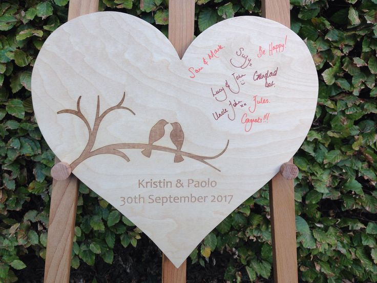 Excited to share the latest addition to my #etsy shop: Personalised 3D wedding guest book #weddings #momento #keepsake #wedding #gettingmarried #treeofhearts #weddingguestbook #guestbook