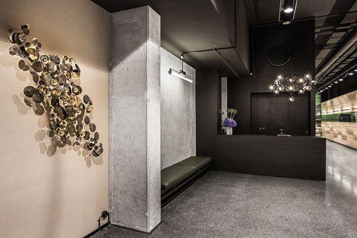 Leidmann eyewear shop by Kirsten Scholz & Stephanie Thatenhorst, Munich – Germany » Retail Design Blog