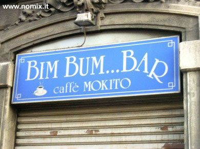 Caffè Bim Bum Bar
