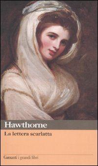 Libro La lettera scarlatta di Nathaniel Hawthorne
