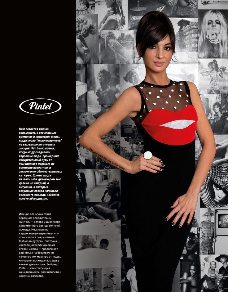 Pintel Store — Women Dresses & Suits #Svetlana #Pintel #designer #dress #fashion #editorials