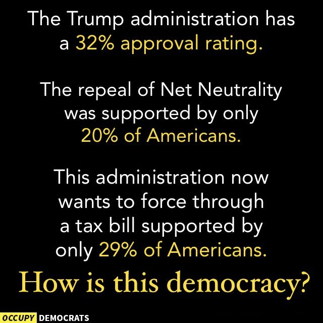 We The People are being silenced & controlled by politicians that are supposed to be working FOR US instead of for themselves.
