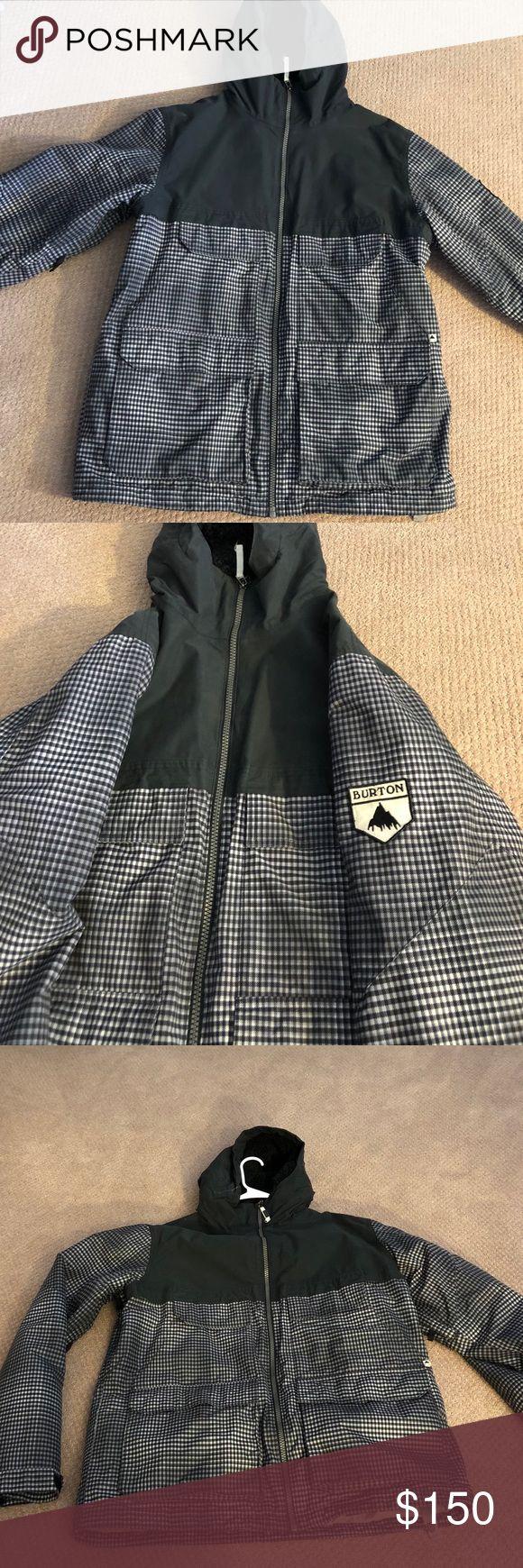 Burton Jacket 🏂⛷ Well kept Burton jacket size XL. Great for cold weather sports! Burton Jackets & Coats Ski & Snowboard
