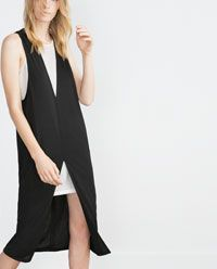 Image 5 of TWO-TONE DRESS from Zara