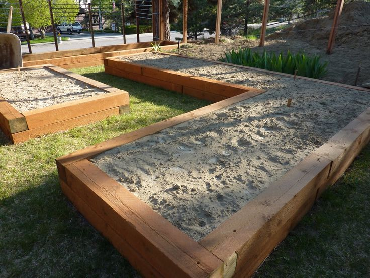 another cool raised bed