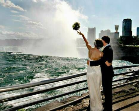 Niagara Falls Wedding May 18 2017