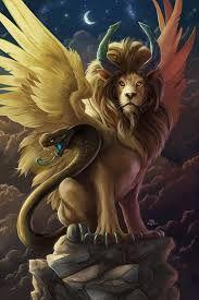 O Chimera  foi, segundo a mitologia grega , um cuspidor de fogo monstruoso híbrido criatura de Lícia na Ásia Minor , composto por partes de três animais - um leão , uma serpente e uma cabra . Normalmente representado como um leão, com a cabeça de uma cabra decorrentes de suas costas, e uma cauda que terminava em uma cabeça de cobra,a Quimera era um dos filhos de Typhon e Echidna e um irmão de monstros como Cerberus e a Hydra de Lerna .