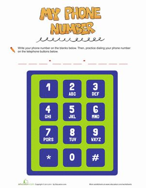 important numbers template - 45 best images about school on pinterest dr seuss