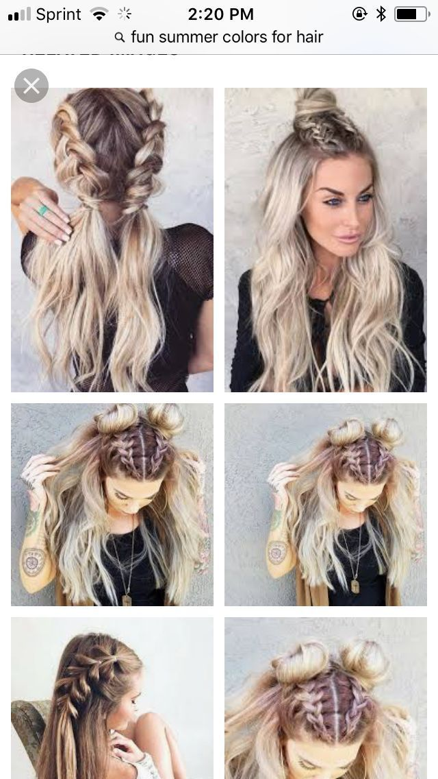 - hair styles for short hair -   - #braidedupdo #hair #short #styles #updohairstyles #updos #updosforlonghair #updosformediumlengthhair #updosforshorthair