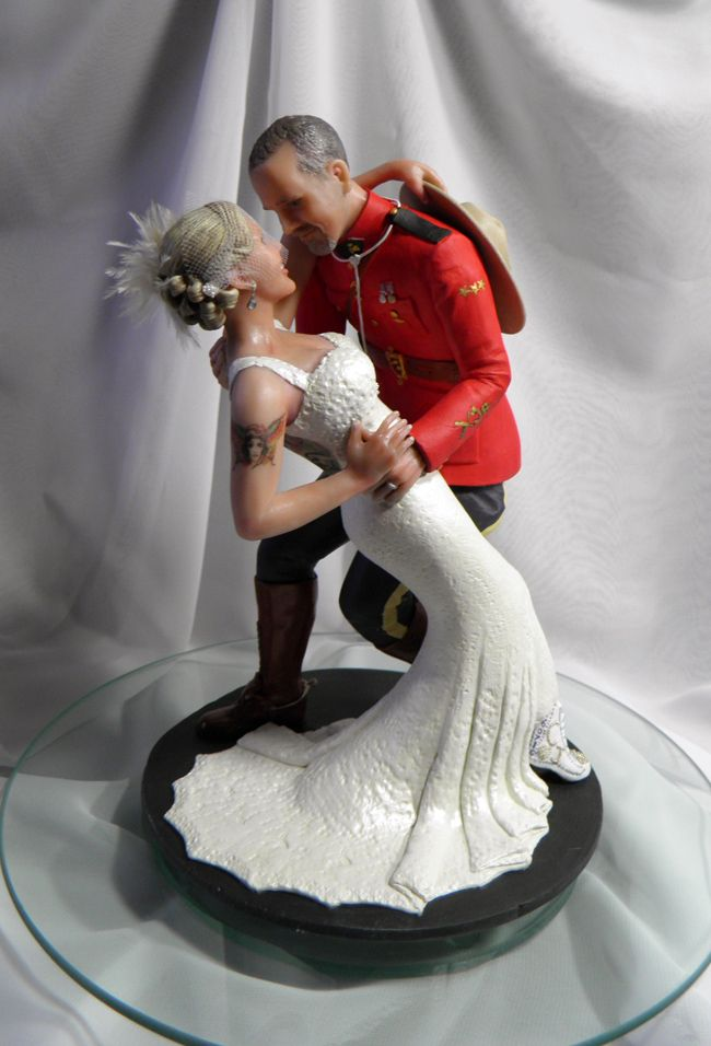 british wedding cake toppers 17 best images about custom wedding cake topper on 12172