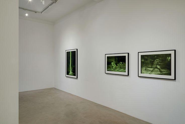 Installation view, Hugo Aveta, Ritmos primarios, la subversiòn del alma, NextLevel Galerie, 2014 Photo: F. Kleinefenn