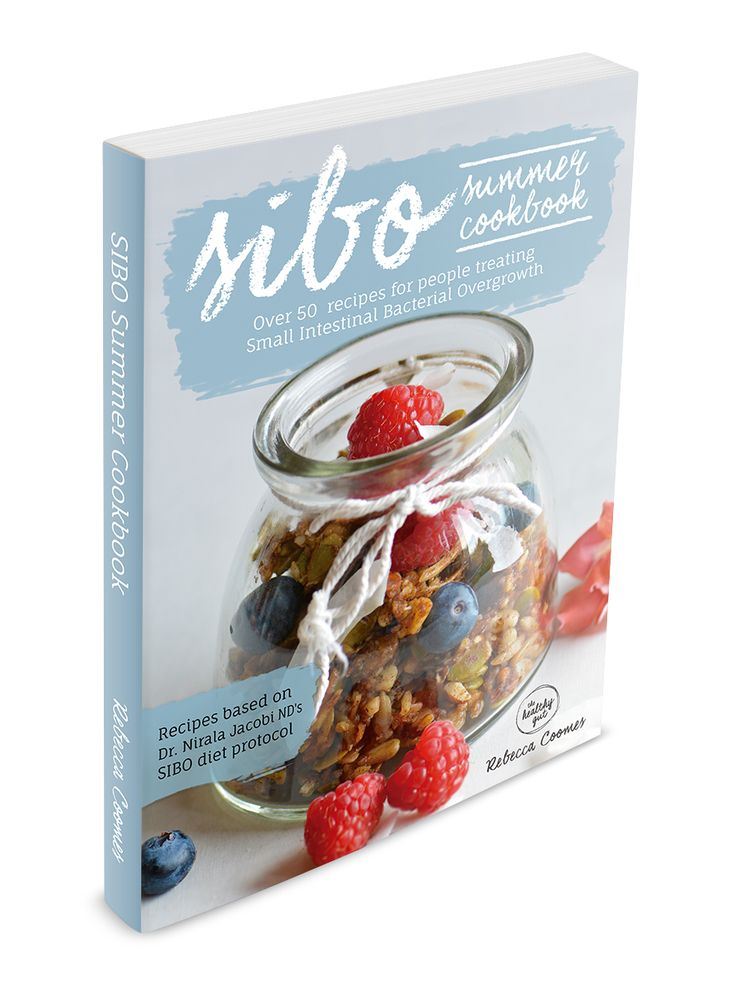 SIBO Summer Cookbook by Rebecca Coomes